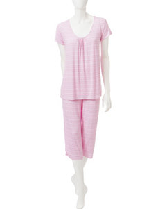 Aria White Pajama Sets