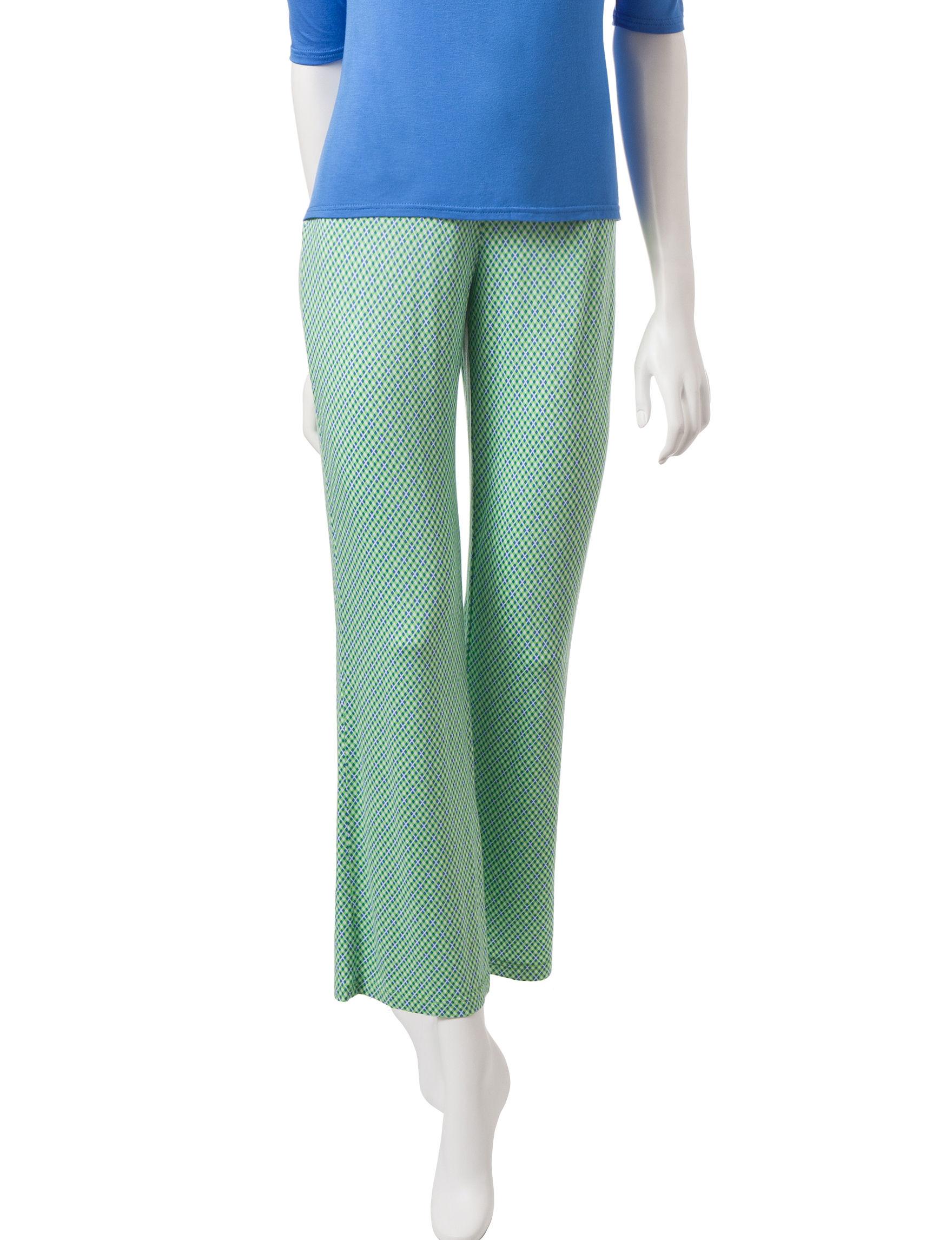 Lissome Lime Pajama Bottoms