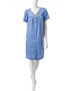 Granada Blue Robes, Wraps & Dusters
