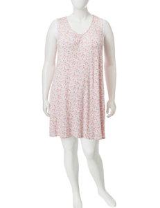 Aria Floral Print House Dresses