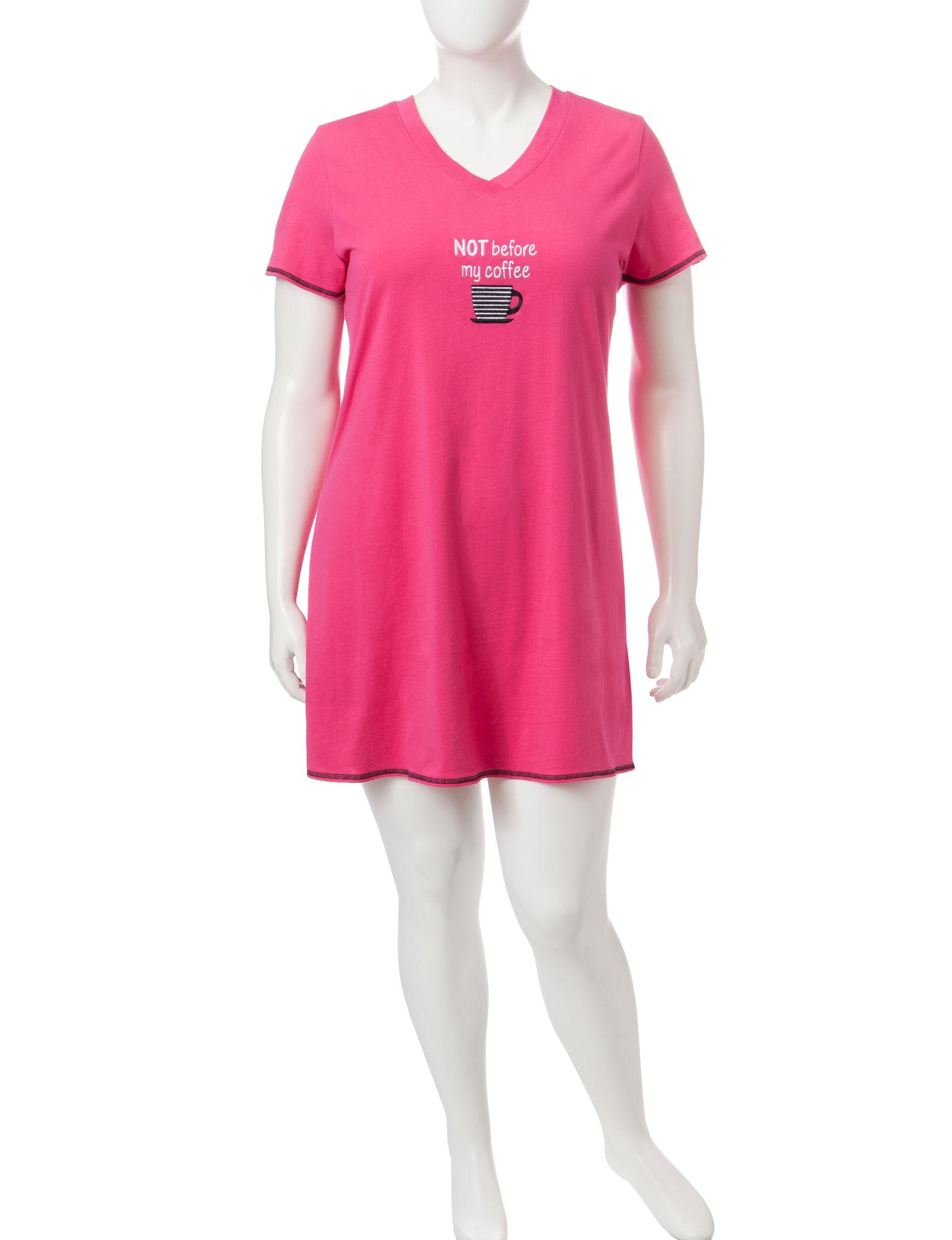 Rene Rofe Pink Nightgowns & Sleep Shirts