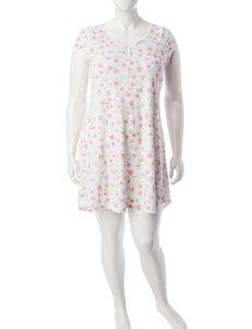 Karen Neuburger Floral Print Nightgowns & Sleep Shirts