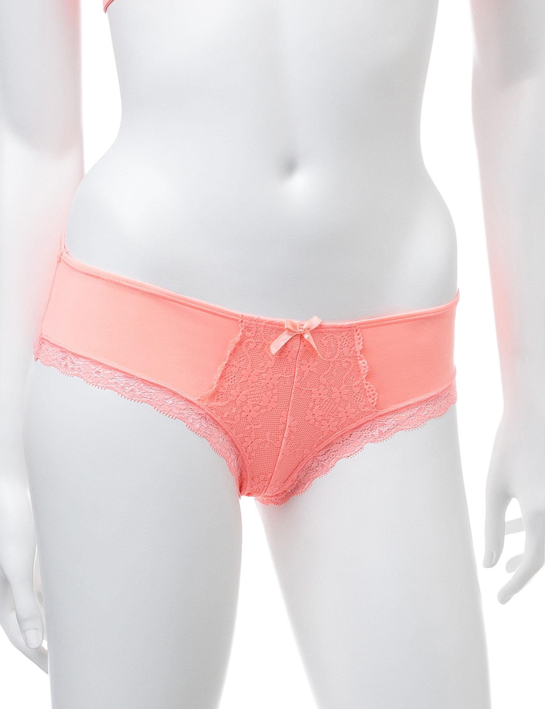 XOXO Pink / Black Bras Bikini