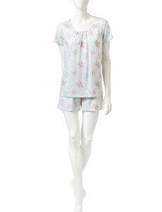 White Orchid Ivory Pajama Sets