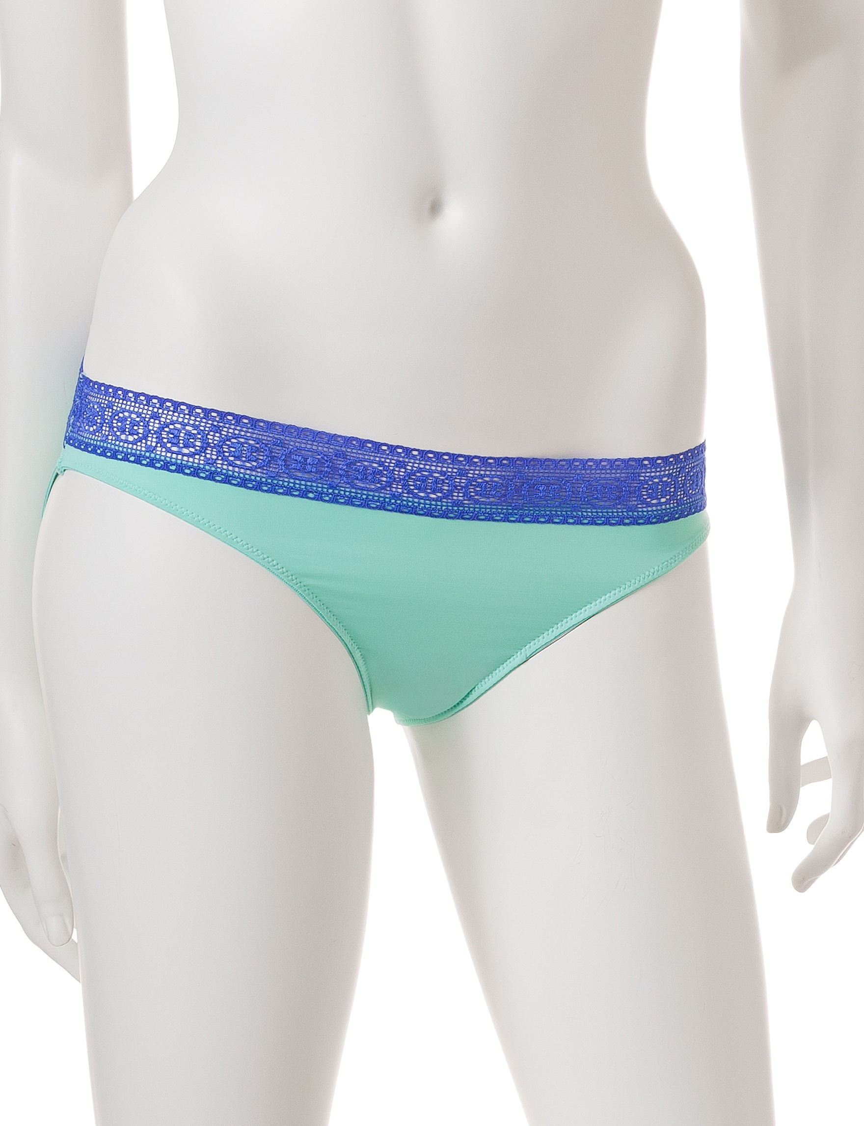 B Intimates Mint Panties Bikini