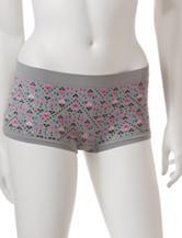 B Intimates Seamless Aztec Print Boyshort Panties