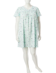 Aria Mint Nightgowns & Sleep Shirts