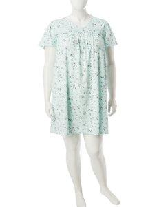 Aria Mint Nightgowns & Sleep Shirts