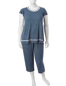 Ellen Tracy  Pajama Sets