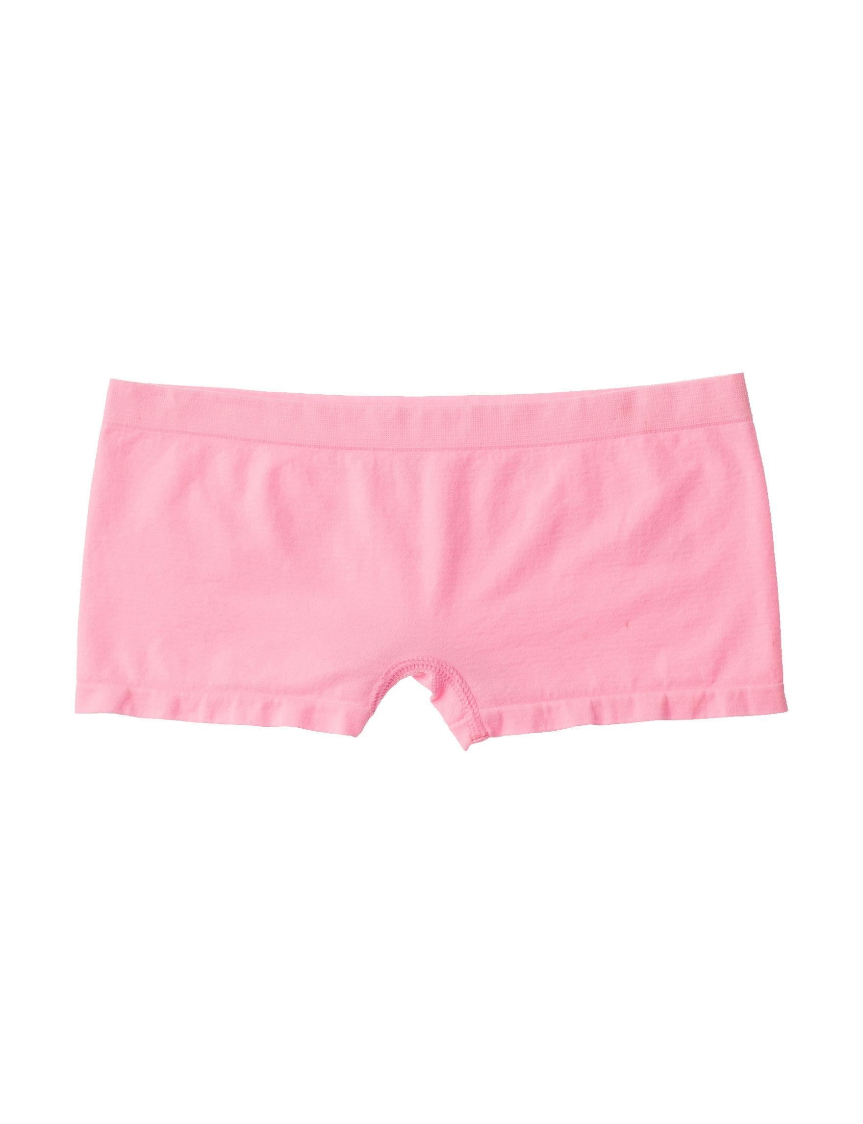 Rene Rofe Pink Panties Boyshort