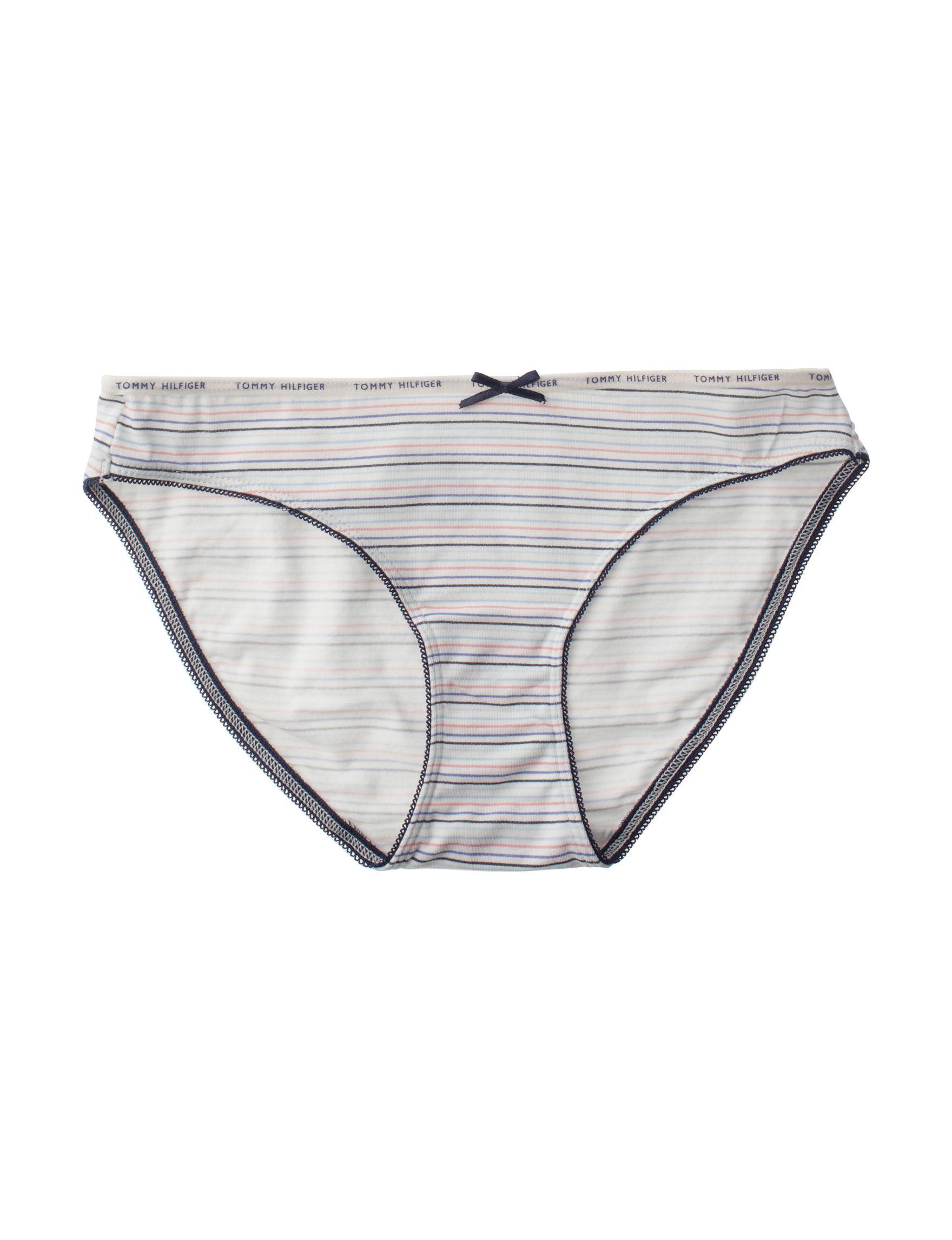 Tommy Hilfiger Black Panties Bikini