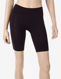 Jockey Black Slips & Shapewear Boyshort Slimming