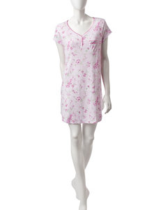 Karen Neuburger Pink Nightgowns & Sleep Shirts