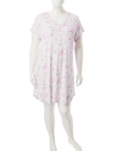 Karen Neuburger Pink Nightgowns & Sleep Shirts