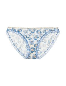 Calvin Klein Blue Multi Panties