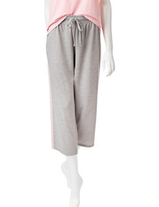 Goodnight Kiss Grey French Terry Pants