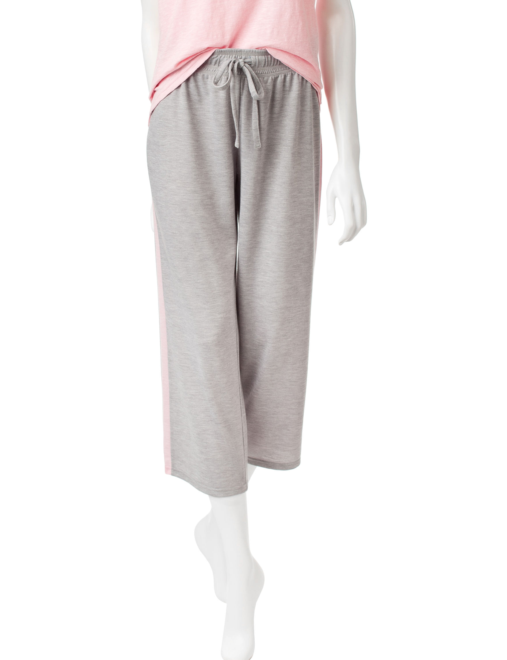 Goodnight Kiss Grey Pajama Bottoms