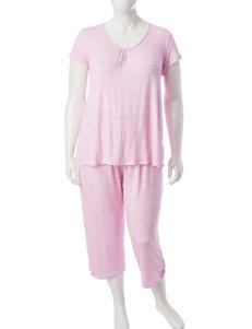 Aria White Pajama Sets