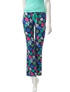 Lissome Navy Pajama Bottoms