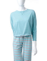 PJ Couture Mint Pajama Top