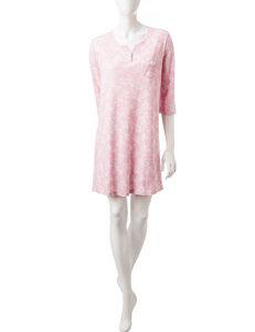 Karen Neuburger Light Pink Nightgowns & Sleep Shirts