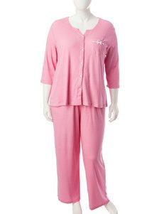 Karen Neuburger Rose Pajama Sets