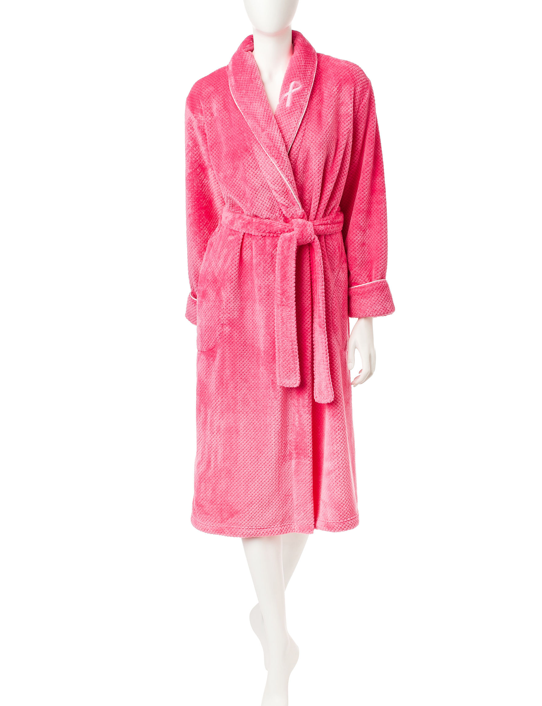 Jasmine Rose Bright Pink Robes, Wraps & Dusters