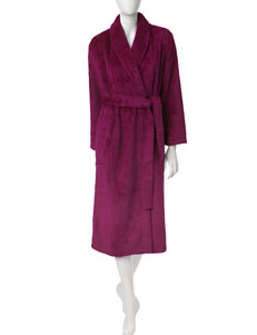 Hannah Burgundy Robes, Wraps & Dusters