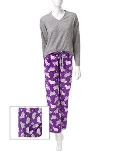 Wishful Park Grey Pajama Sets