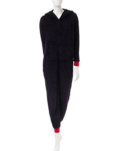 Rene Rofe Black Pajama Sets