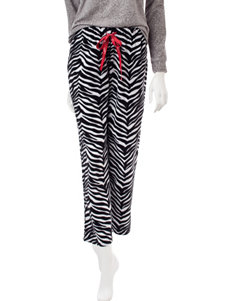 Hannah Grey / White Pajama Sets