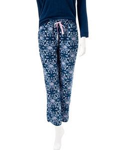 Goodnight Kiss Blue Pajama Bottoms