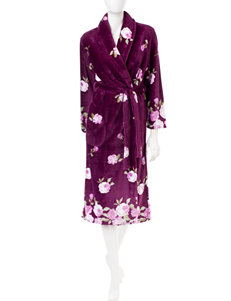 Hannah Purple Robes, Wraps & Dusters
