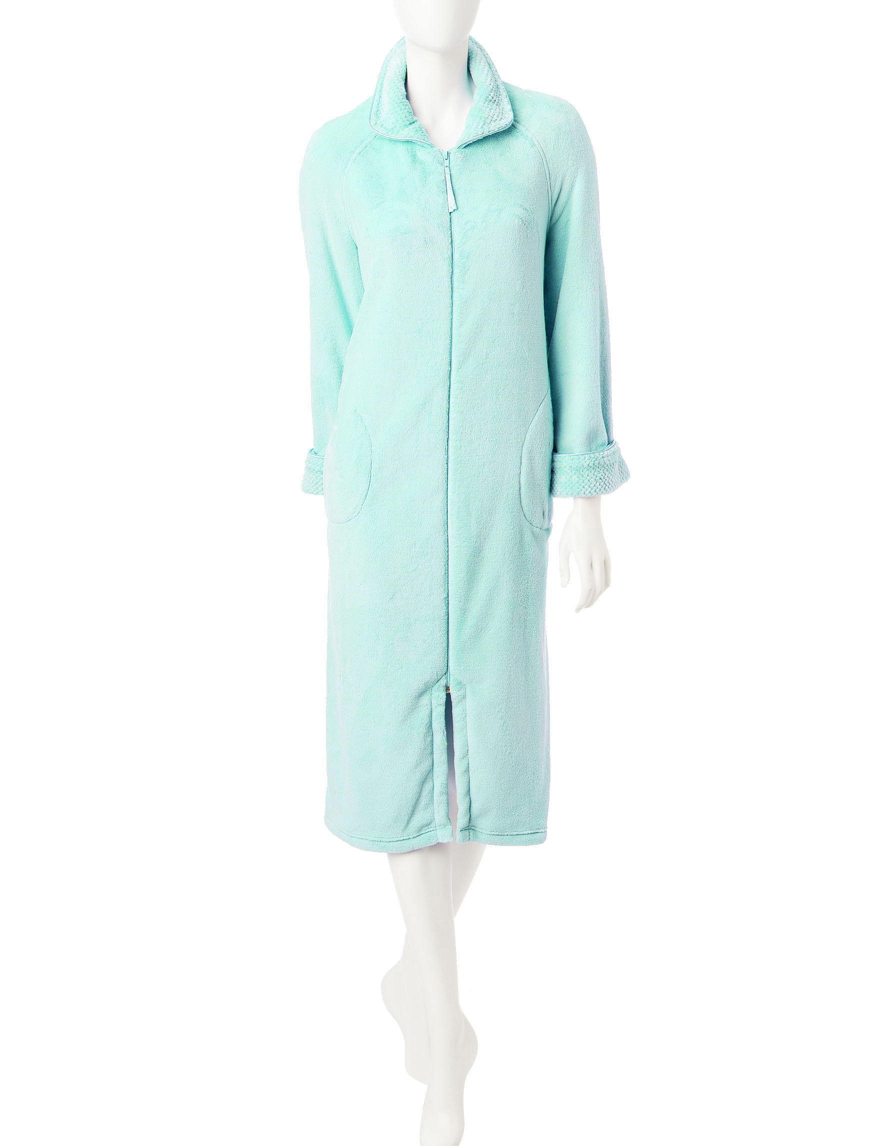 Rebecca Malone Green Robes, Wraps & Dusters