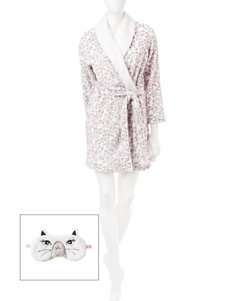 Pillow Talk Animal Print Robes, Wraps & Dusters