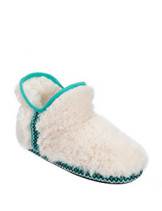 Dearfoams® Plush Bootie Slippers