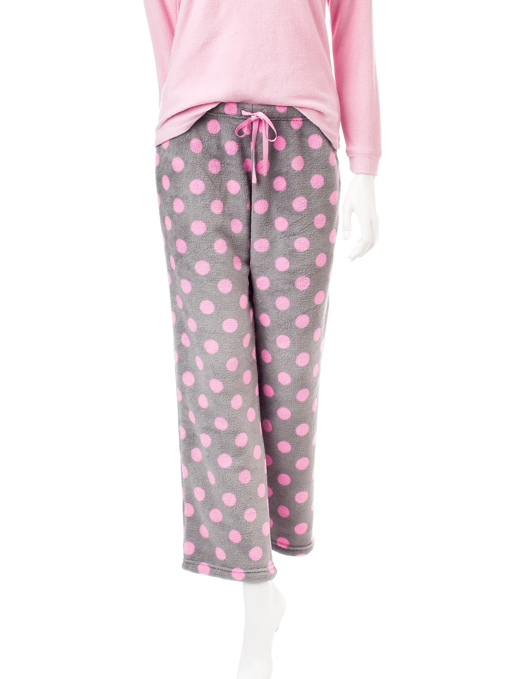 Wishful Park Grey Pajama Bottoms