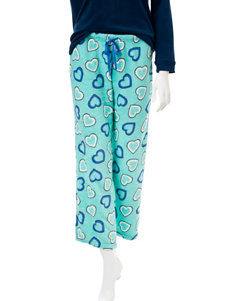Wishful Park Mint Pajama Bottoms