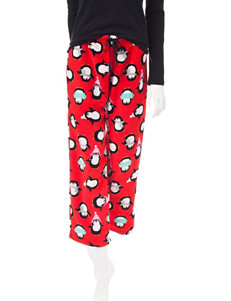 Wishful Park Red Pajama Bottoms