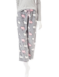 Wishful Park Grey Pajama Bottoms
