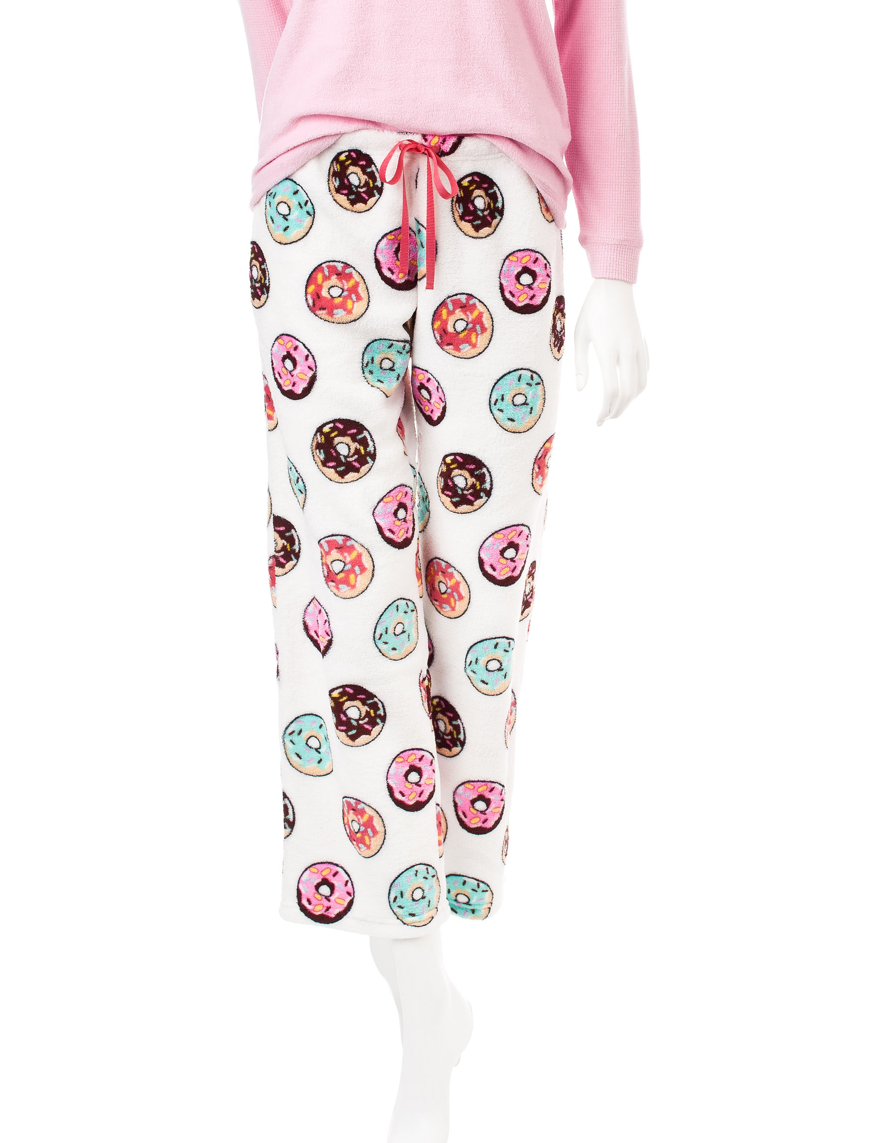 Wishful Park Ivory Pajama Bottoms