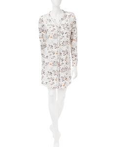 Hanes Ivory Nightgowns & Sleep Shirts