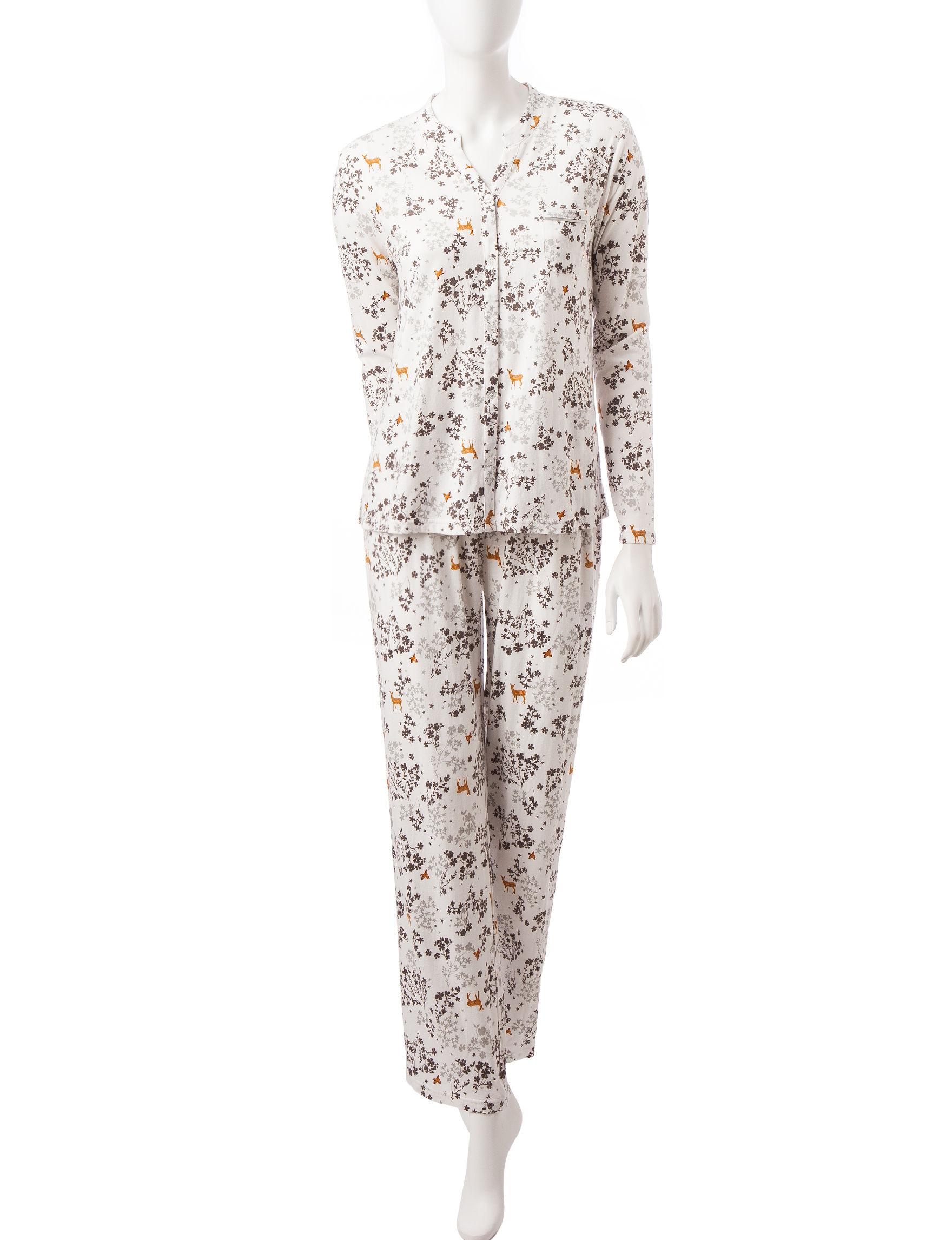 Vanity Fair Pajamas Xl