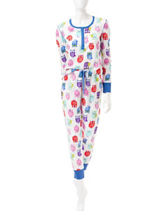 Wishful Park Ivory Pajama Sets