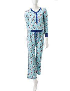 PJ Couture Mint Pajama Sets