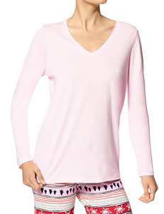 Hue® Plus-size V-Neck Sleep Top
