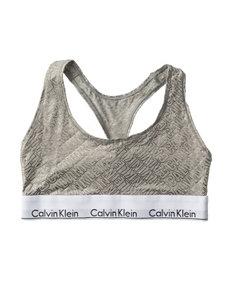 Calvin Klein Grey Bras Bralette