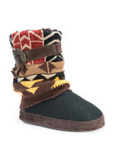 MUK LUKS Sofia Boot Slippers