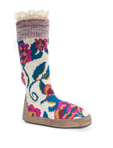 MUK LUKS Vanessa Boot Slippers