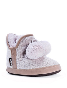 Muk Luks Pennley Knit Slippers